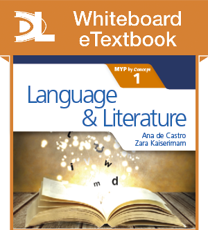 Language and Literature for the IB MYP 1 Whiteboard eTextbook