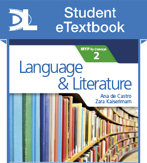 Language and Literature for the IB MYP 2 Student eTextbook (1 Year Subscription)