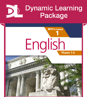 English for the IB MYP 1 Dynamic Learning package - фото 10255