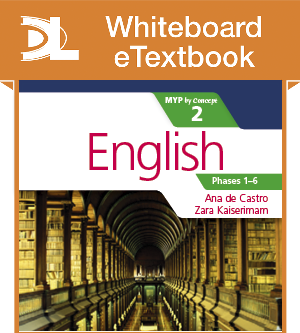 English for the IB MYP 2 Whiteboard eTextbook - фото 10259
