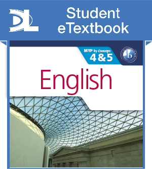 English for the IB MYP 4&5 Student eTextbook (1 Year Subscription) - фото 10267