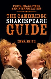 The Cambridge Shakespeare Guide Paperback - фото 11378