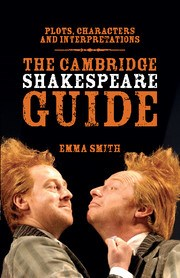 The Cambridge Shakespeare Guide Hardback