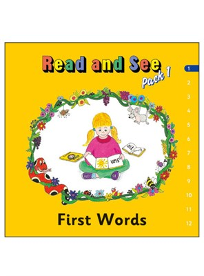 Jolly Phonics Read and See, Pack 1 (12 titles) - фото 11692