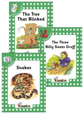 Jolly Phonics Readers - Complete Set Level 3 (18 titles) - фото 11697
