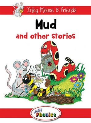 Paperback Readers Level 1, Inky Mouse & Friends - фото 11699