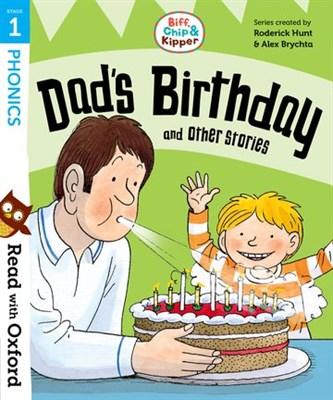 Rwo Stg 1: Bck Bind Up: Dad Birthday