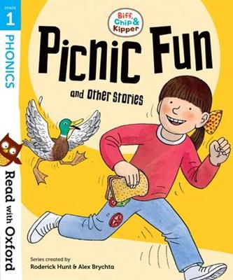 Rwo Stg 1: Bck Bind Up:Picnic Fun - фото 15076