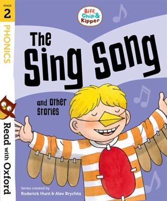 Rwo Stg 2: Bck Bind Up:Sing Song