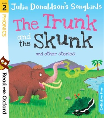 Rwo Stg 2: Song Bind-up Trunk Skunk - фото 15089