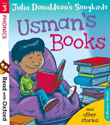 Rwo Stg 3: Song Bind-up Usmans Books