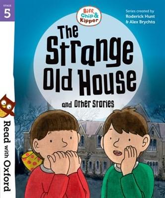 Rwo Stg 5: Bck Bind Up: Strange Old House