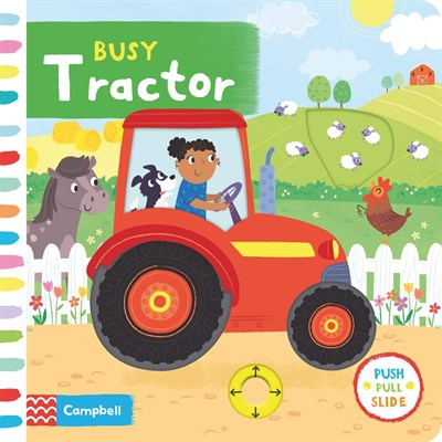 Busy Tractor - фото 23864