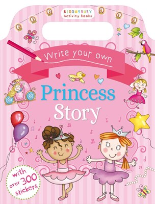 Write Your Own Princess Story - фото 23908