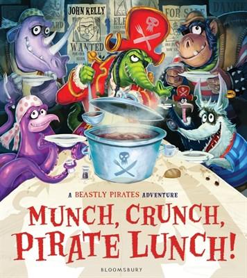Munch, Crunch, Pirate Lunch! - фото 23909