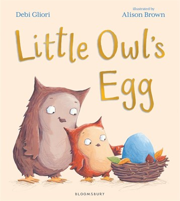 Little Owl's Egg - фото 23939