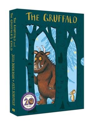 The Gruffalo and the Gruffalo's Child Gift Slipcase - фото 23957