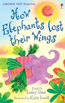 How Elephants Lost Their Wings - фото 4500