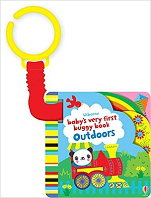 Baby's Very First Buggy Book Outdoors - фото 4504