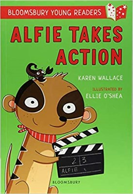 Alfie Takes Action: A Bloomsbury Young Reader - фото 4507