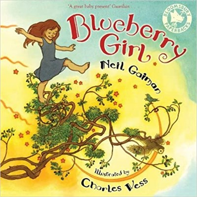 Blueberry Girl - фото 4512