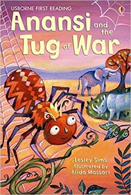 Anansi & The Tug of War FR1 - фото 4514