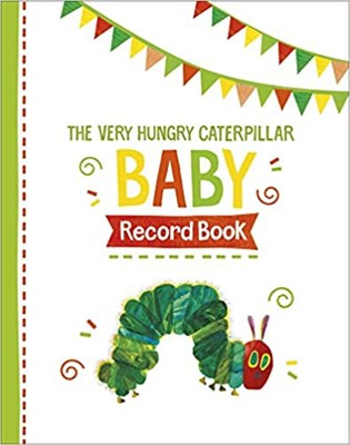 The Very Hungry Caterpillar Baby Record Book - фото 4525