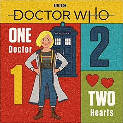 Doctor Who: One Doctor, Two Hearts - фото 4527