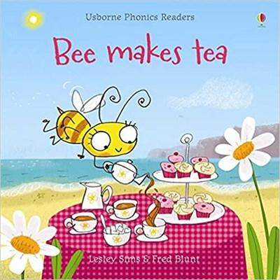 Bee Makes Tea (Usborne Phonics Readers) - фото 4539