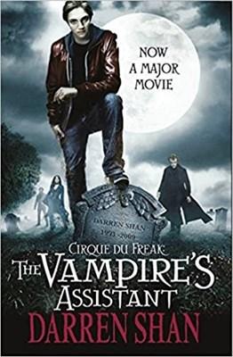 Cirque Du Freak: Vampire's Assistant (film tie-in) 3 in 1 - фото 4544