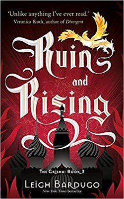 Grisha Trilogy 3: Ruin and Rising - фото 4546