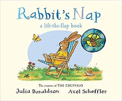 Tales From Acorn Wood: Rabbit's Nap (board bk) - фото 4552