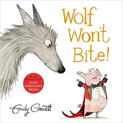 Wolf Won't Bite! - фото 4558