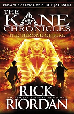 Kane Chronicles: Throne of Fire - фото 4577