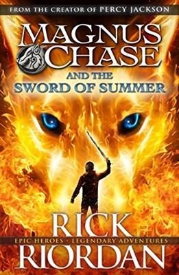 Gods of Asgard 1: Magnus Chase & Sword of Summer - фото 4583