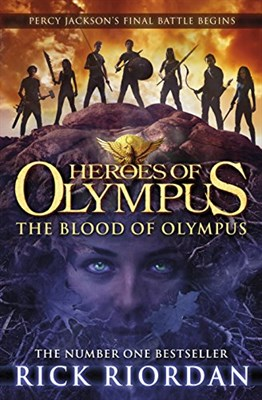 Heroes of Olympus 5: The Blood of Olympus - фото 4586