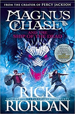 Magnus Chase and the Ship of the Dead - фото 4592