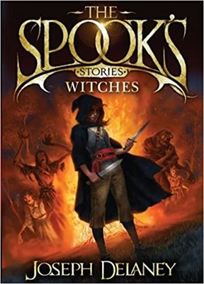 Spook's Stories: Witches (Wardstone Chronicles) - фото 4596