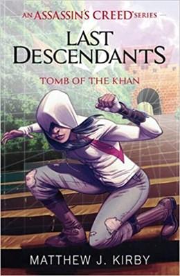 Assassin's Creed: Last Descendants: Tomb of the Khan - фото 4602