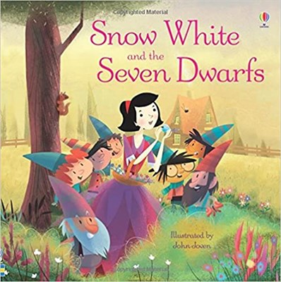 Snow White and the Seven Dwarfs (PB) illustr. - фото 4618