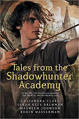 Tales from the Shadowhunter Academy - фото 4630
