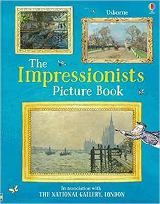 Impressionists Picture Book - фото 4649
