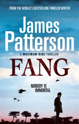 James Patterson a Maximum Ride Thriller Fang - фото 4653