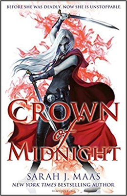 Crown of Midnight: 2 (Throne of Glass) - фото 4660