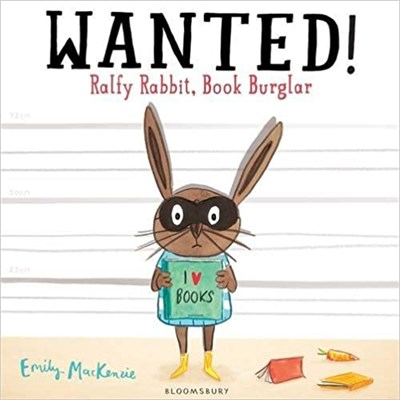 Wanted! Ralfy Rabbit, Book Burglar - фото 4671