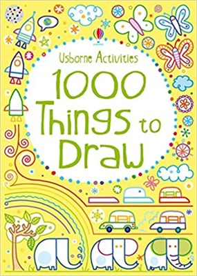 1000 Things to Draw - фото 4684