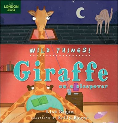 Wild Things! Giraffe on a Sleepover - фото 4703