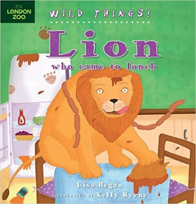Wild Things! Lion Who Came to Lunch - фото 4705
