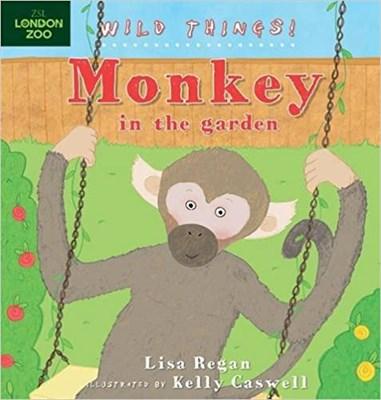 Wild Things! Monkey in the Garden - фото 4706
