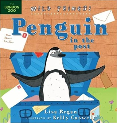 Wild Things! Penguin in the Post - фото 4707
